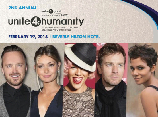 2nd Annual Unite4:Humanity Gala