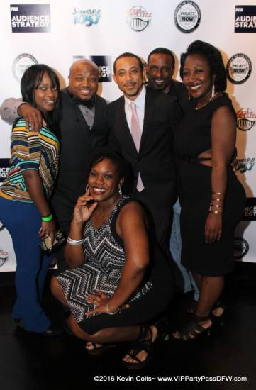 with Jazz Becuzz/DaVerse Lounge, Producers, and Friends