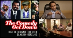 """BET's """"Comedy Get Down"""""""