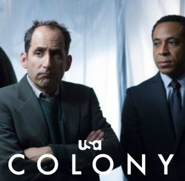 "USA's ""Colony"""