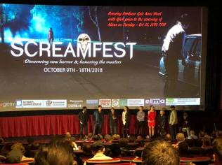 Director and Cast Panel