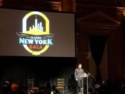 Mario Lopez Hosts Classic NY Gala