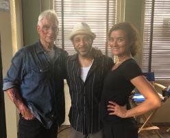"Dale w/ Mark Harmon/Cote de Pablo | CBS' ""NCIS"" Season 17 Premiere"