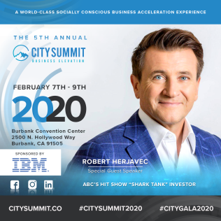city-summit-robert-herjavec-ibm
